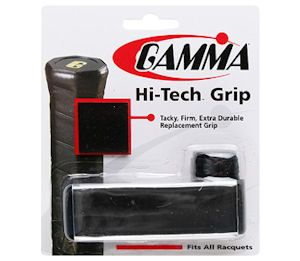 Gamma Hi Tec Grip Black