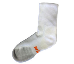 Prince Italia 1/4 Crew Athletic Socks