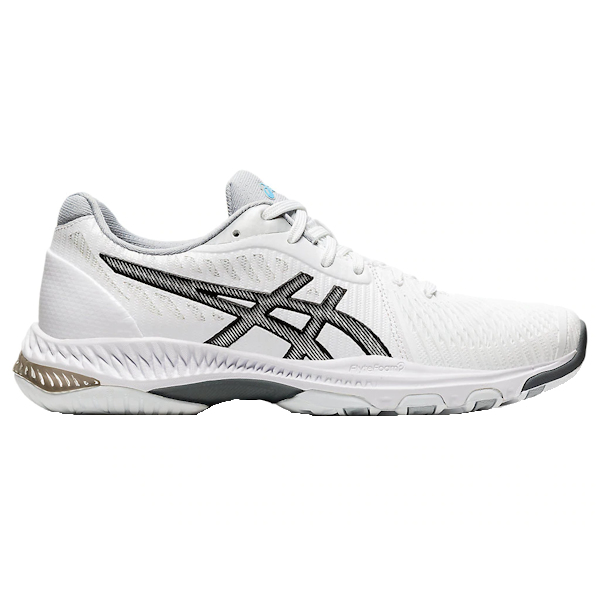 ASICS Netburner Ballistic FF 2 Women's Shoe (White/Black) (1052A034.100)