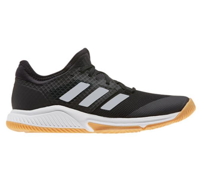 Adidas Court Team Bounce Men's (EF2642) (Core Black/Silver Metallic/White)