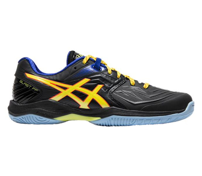 ASICS Blast FF Men's Shoe (Black/Sour Yuzu) (1071A002.003)