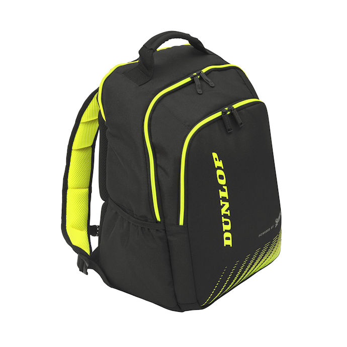 Dunlop SX-Performance BackPack Bag (Black/Yellow) (10295189)