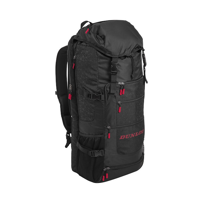 Dunlop Casual Sport Long BackPack (Black/Red) (10295390)