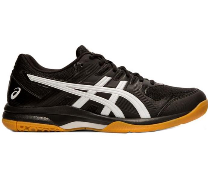 ASICS Gel-Rocket 9 Men's Squash Shoes (1071A030.001) (Black/White)