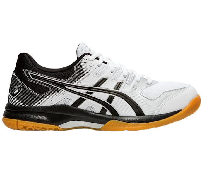 ASICS Gel-Rocket 9 Women's Shoe (White/Black) (1072A034.100)