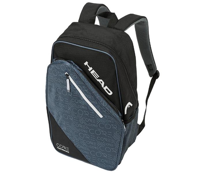 Head 2018 Core Pro BackPack Black/Grey Bag (283567BKWH)