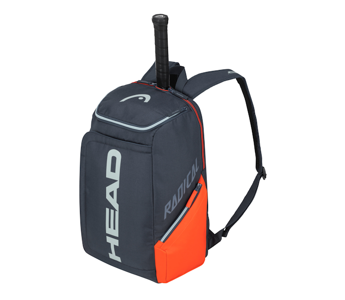 Head 2020 Rebel Backpack (Orange/Grey) (283110ORGR)