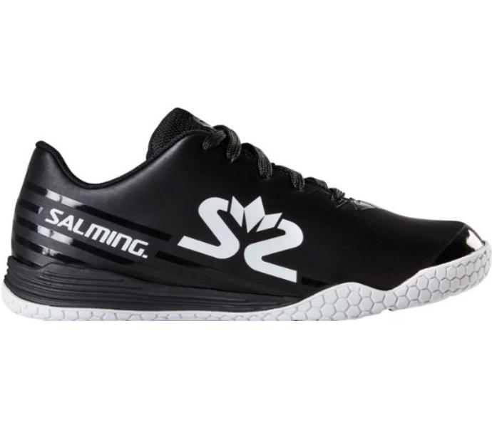 Salming 2019-2020 Spark Kid (Black/White) (1239100-0107)
