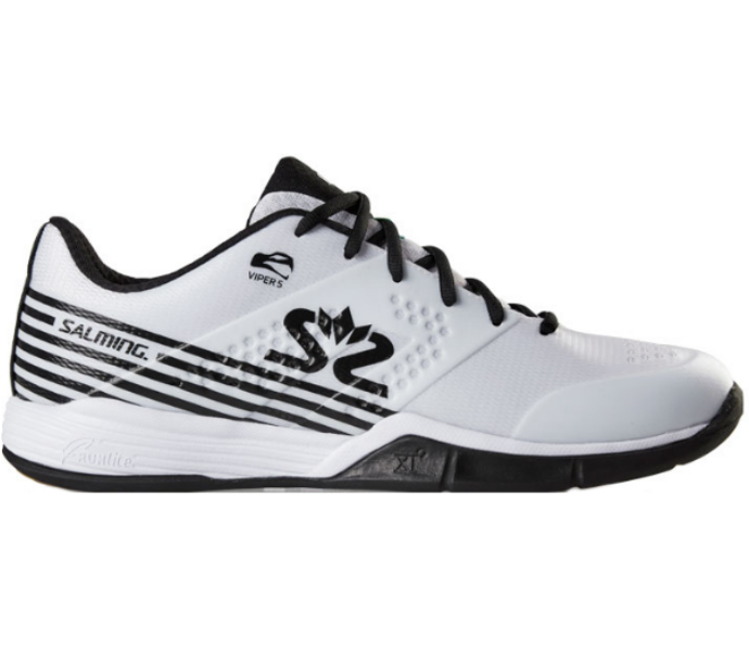 Salming 2019-2020 Men's Viper 5.0 White/Black (1239071-0701)