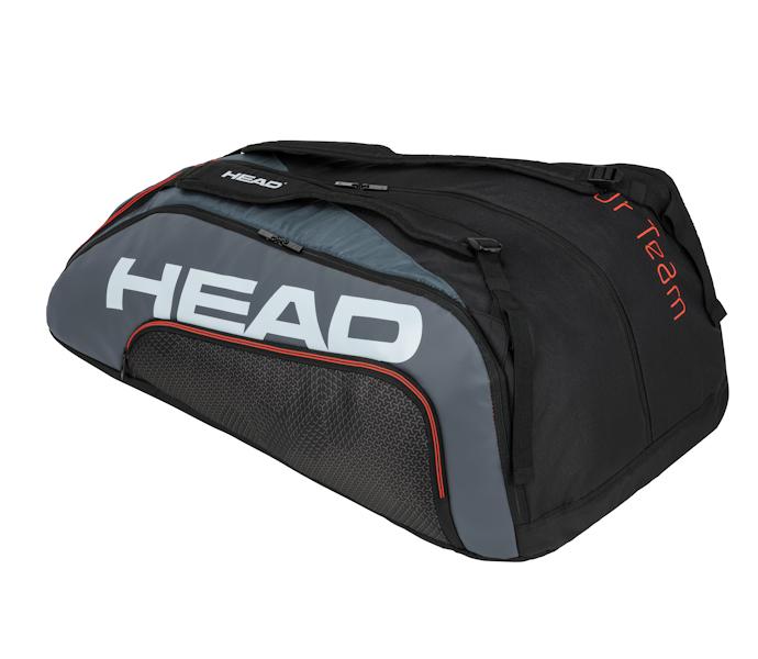 Head 2020 Tour Team 12R Monstercombi (Black/Grey) (283130BKGR)