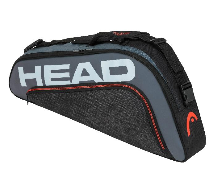 Head 2020 Tour Team 3R Pro (Black/Gray) (283160BKGR)