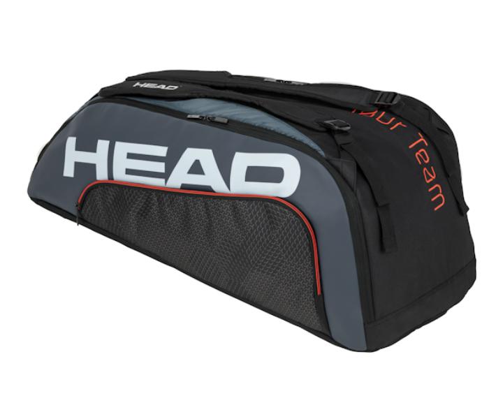 Head 2020 Tour Team 9R Supercombi (Black/Grey) (283140BKGR)