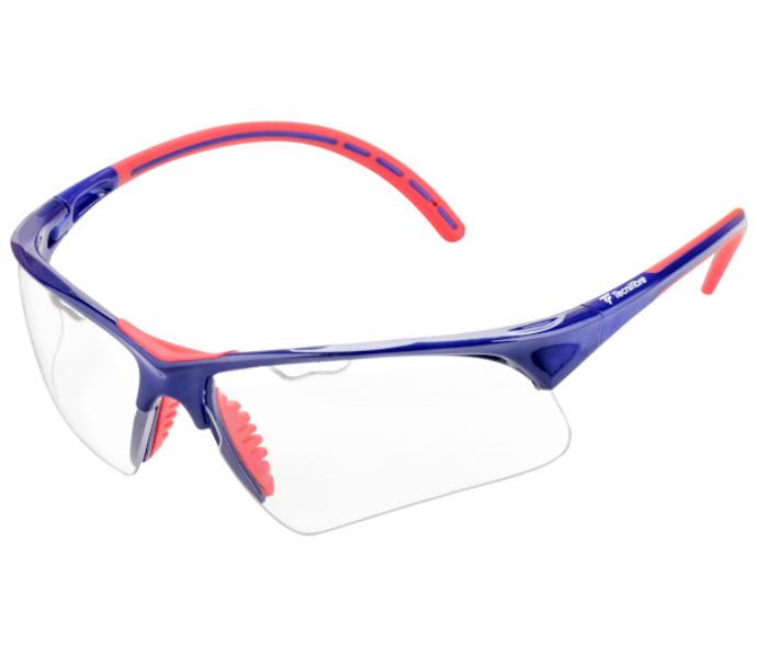 Tecnifibre Absolute Squash Eyewear (Blue/Red)