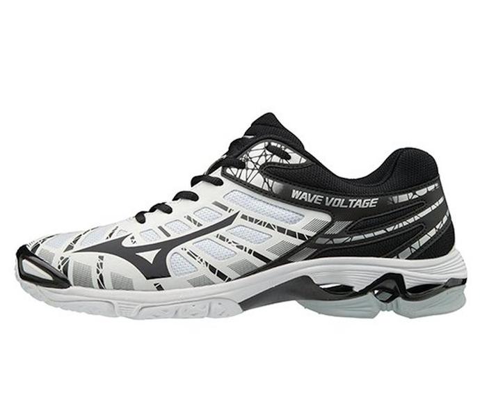 Mizuno Voltage Men's Shoe (White/Black) (430268.0090)
