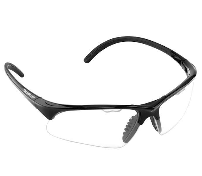 Tecnifibre Absolute Squash Eyewear (Black)