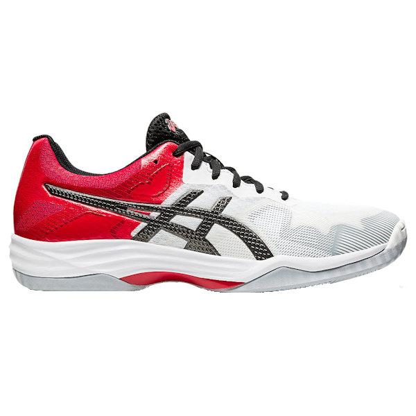 ASICS Men's Gel-Tactic White/Gunmetal Shoes (1071A031.101)