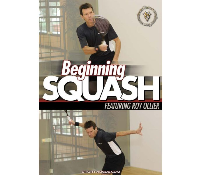 Beginning Squash DVD with Roy Ollier