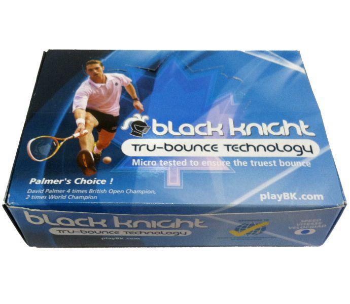 Black Knight True Bounce (Blue Dot) Ball BOX (12-Balls)