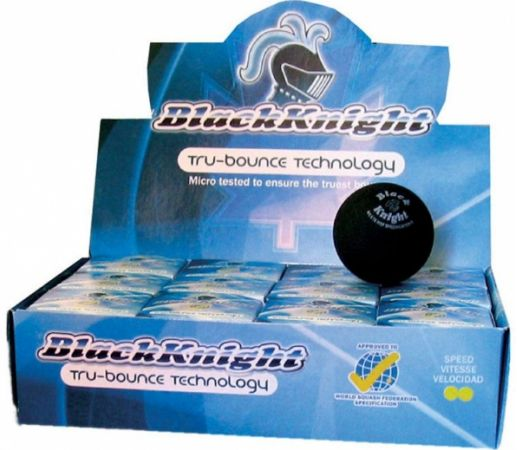 Black Knight True Bounce (DYD) Ball BOX (12-Balls)