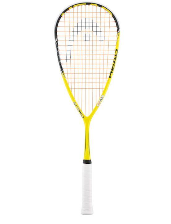 Head Cyano2 115 Squash Racquet (214022)