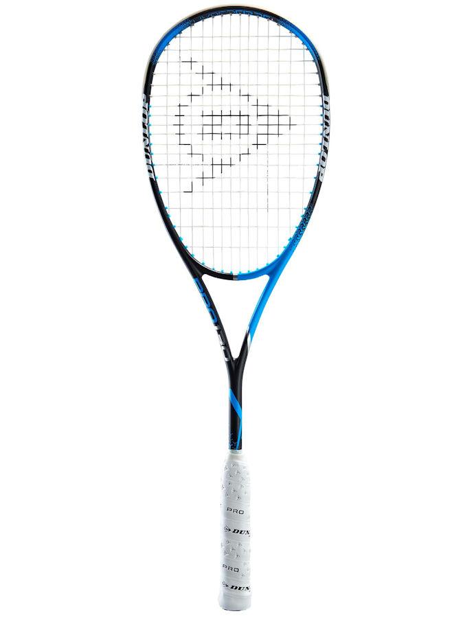 Dunlop Precision Pro 130 w/ HF+ Squash Racquet (773285)