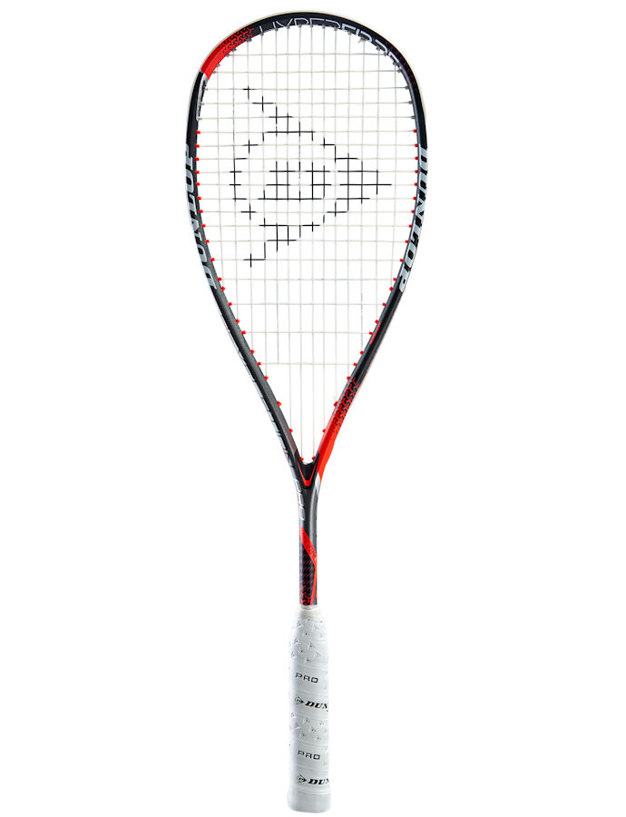 Dunlop Hyperfibre+ Revelation Pro Lite Squash Racquet (77...