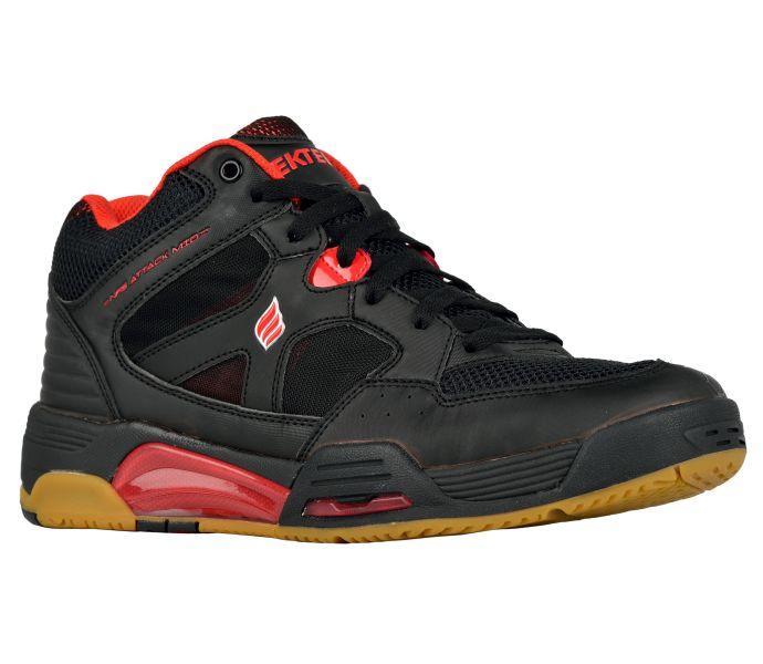 Ektelon NFS Attack Mid Black/Red Shoe (8E060-010)