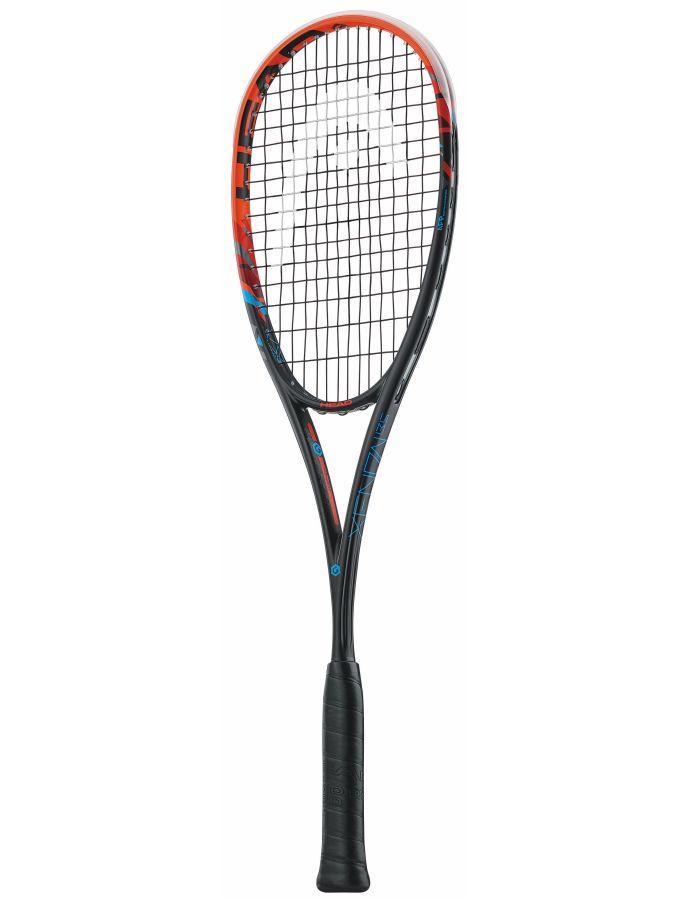 Head Graphene XT Xenon 135 Squash Racquet, Strung