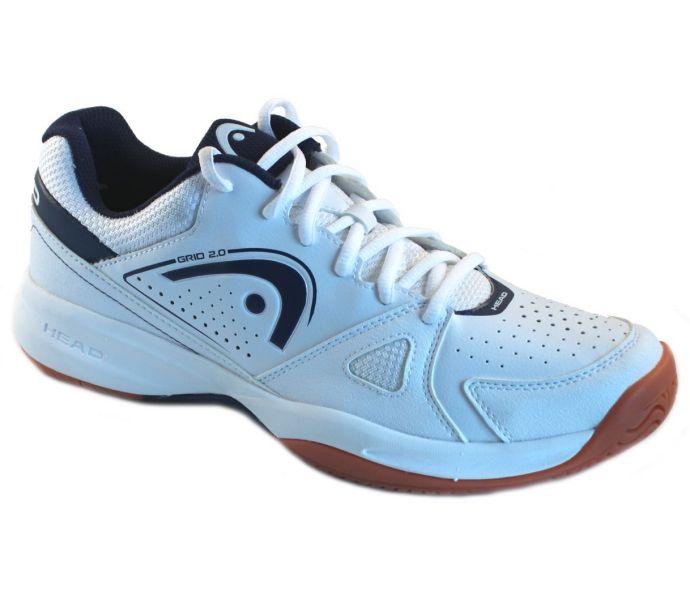 Head Grid 2.0 White Low Men's Shoe (273315)