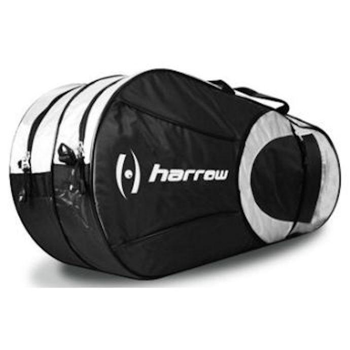 Harrow 6 Racquet Backpack (Blk/Sil)