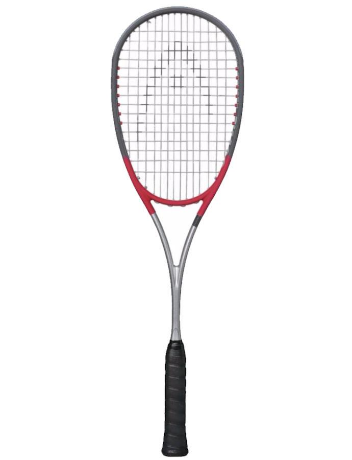 Head Ti. 140g Squash Racquet (210053)