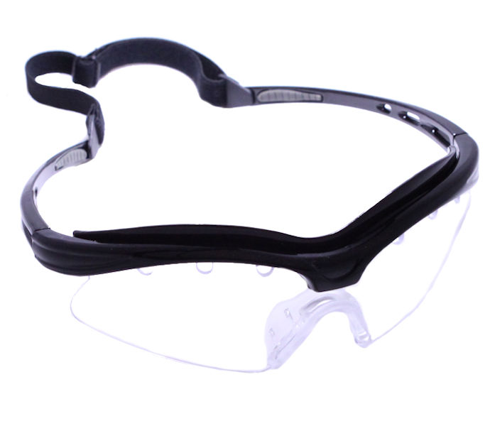 Python M3 Black Racquetball Eyewear