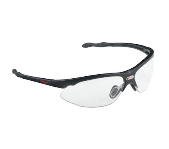 Wilson NVue Black Eyewear