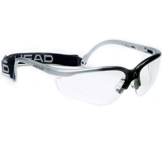 Head Pro Elite Silver/Black Eyewear (988007)
