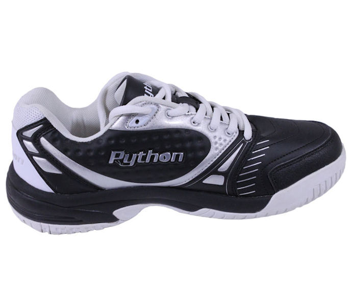 Python Deluxe Indoor Low BLACK Shoe (PY-722BL)