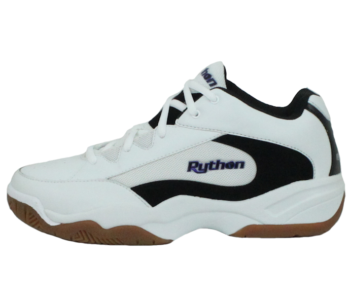 Python Deluxe WIDE (EE WIDTH) White Shoe