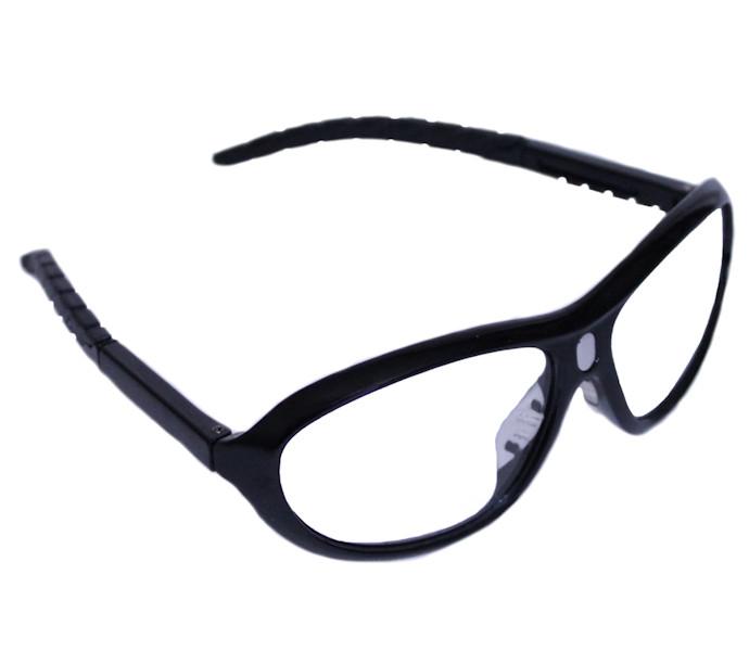 Python Black Prescription Adaptable Eyewear