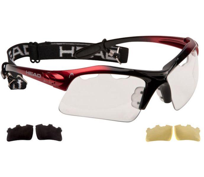 Head Raptor Eyewear (Red/Black) (988000)