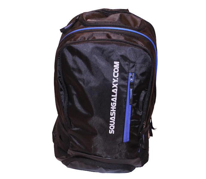 Squash Galaxy Deluxe Backpack Squash Bag