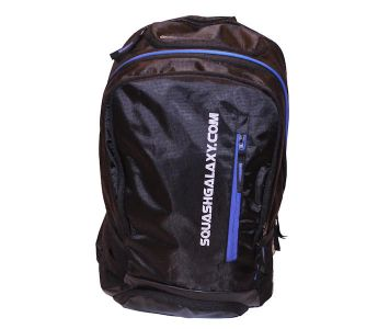 Squash Galaxy Deluxe Backpack Bag
