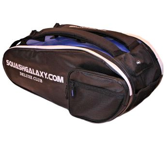 Squash Galaxy Deluxe Club Bag