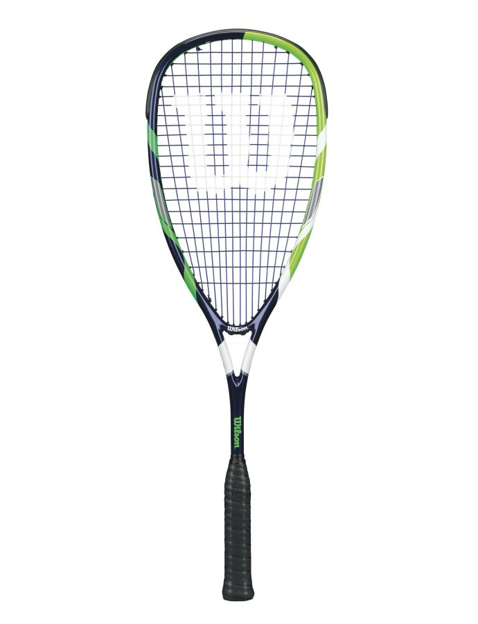 Wilson Sledge Hammer 130 Ti Squash Racquet